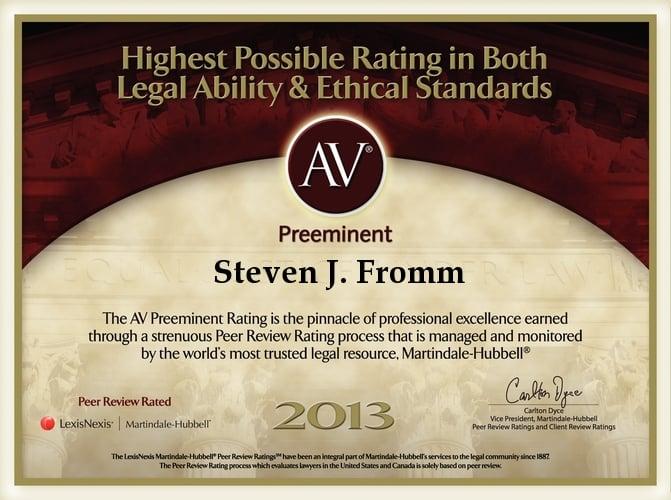 Steven J Fromm & Associates, PC