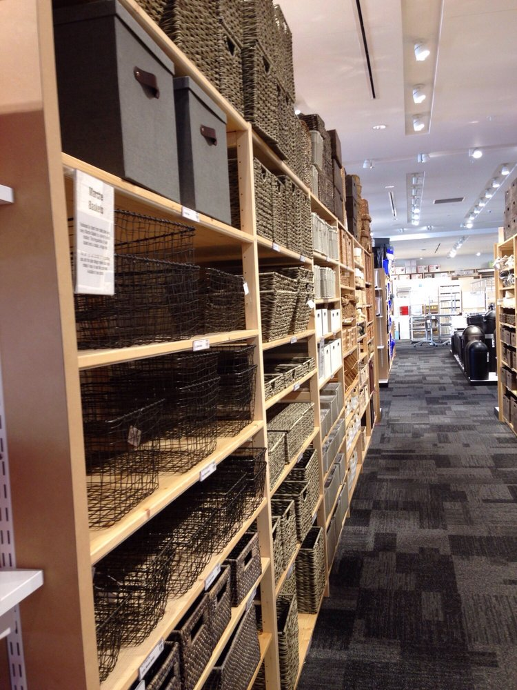 The Container Store: 4184 Easton Gateway Dr, Columbus, OH