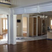 Carpenter Saddle Brook  Custom Walk Photo of Cardone Custom Carpentry - Saddle Brook, NJ, United States. Custom Arch