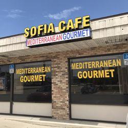 Sofia Cafe Cape Canaveral Menu