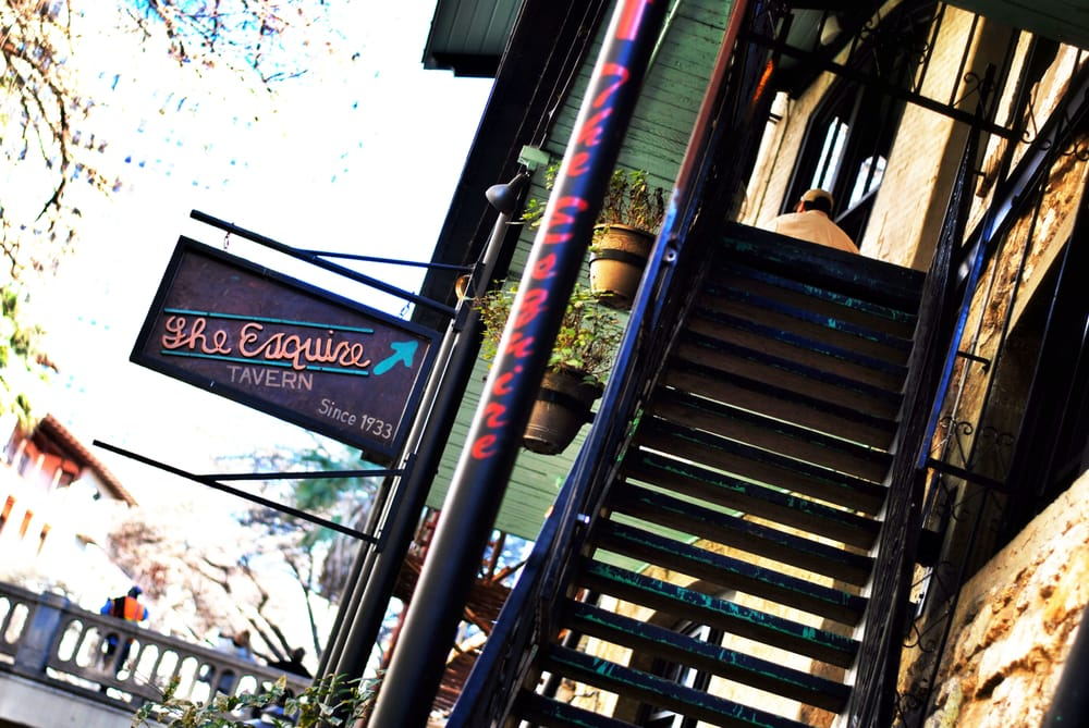 Social Spots from The Esquire Tavern