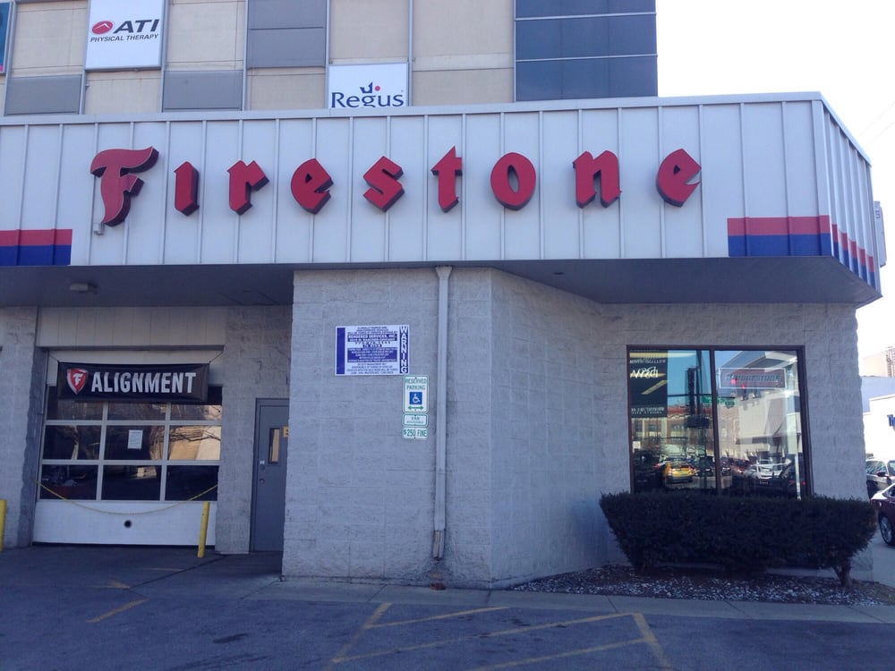 Firestone Tires Near Me >> Firestone Complete Auto Care - 67 Reviews - Tires - 909 W N Ave, Near North Side, Chicago, IL ...