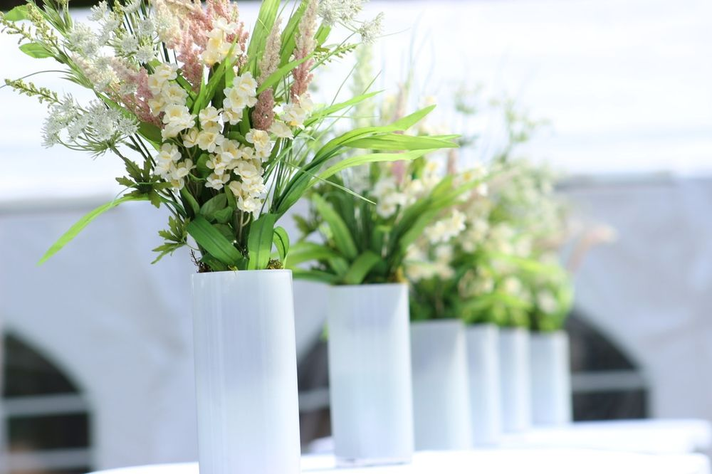 White Tent Rentals and Events