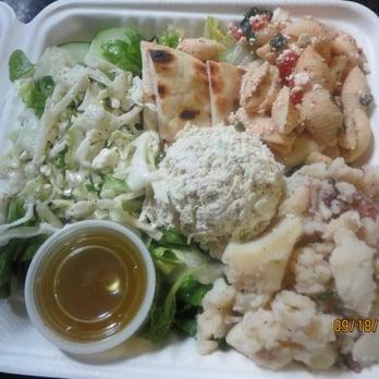 Zoes Kitchen Chicken Salad Sandwich zoës kitchen - 49 photos & 47 reviews - mediterranean - 3352 w