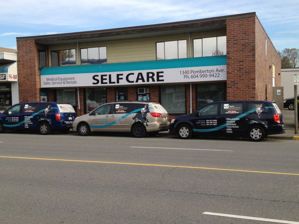 Selfcare Home Health North Vancouver