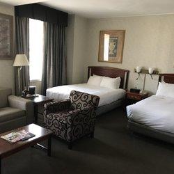 Photo Of Hilton Cincinnati Netherland Plaza Oh United States Room Upgrade