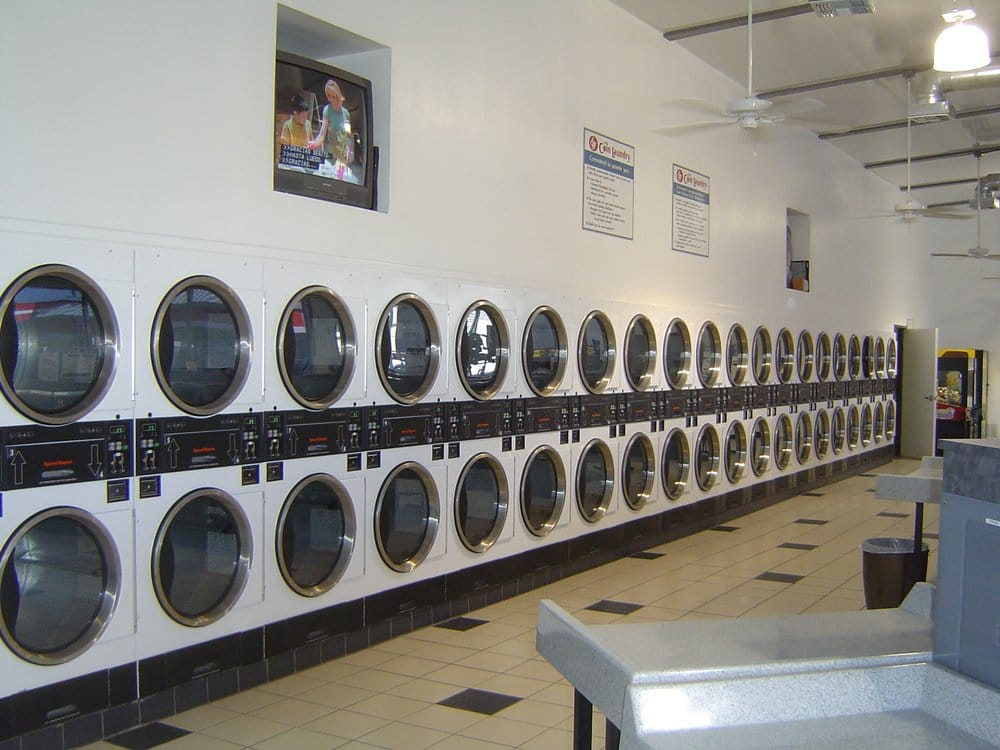 S&J Coin Laundry