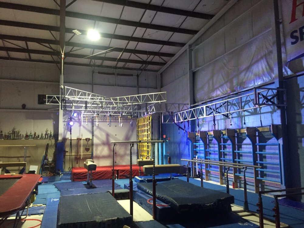 Social Spots from High Flyers Educational Gymnastic Center