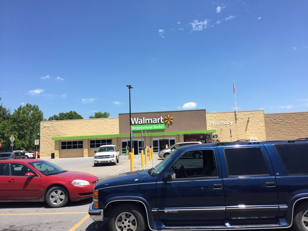 Walmart Neighborhood Market: 25145 Demott Dr, Joplin, MO
