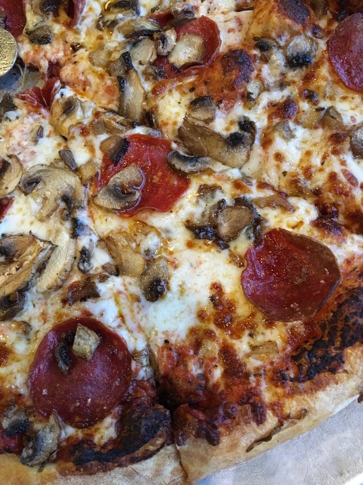 pepperoni and mushrooms - Yelp