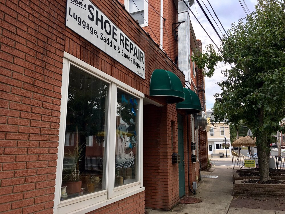 Ben's Shoe Repair: 102 Rogers Ave, Hightstown, NJ