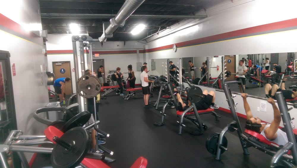 Free weights yelp for Centro fitness