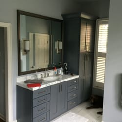 Marios Cabinets Cabinetry W Cypress St West Tampa Tampa - Bathroom cabinets tampa fl