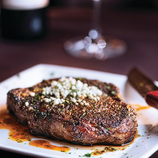 Perry's Steakhouse & Grille - Downtown Austin