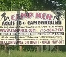 Ncn campground black river falls wi that interrupt