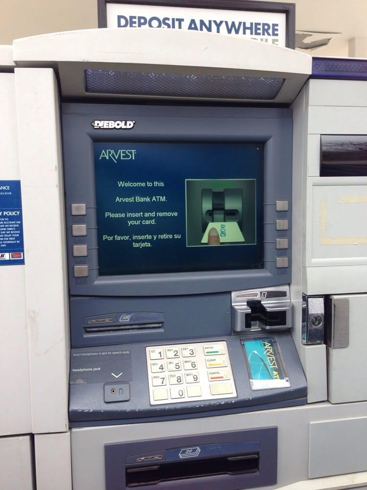 Arvest Bank - Banks & Credit Unions - 600 S Main St, Sapulpa