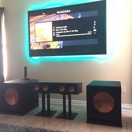 Photo Of Pro Audio Home Theater Installation Las Vegas Nv United States