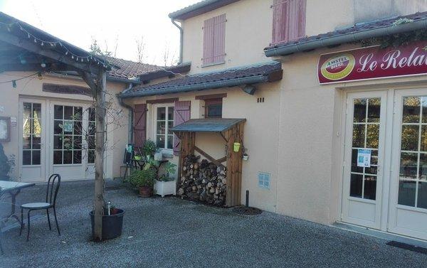 Chez Anne - Le Relais de la Vère - Bistros - 1 rue de Lirissou, Le ...