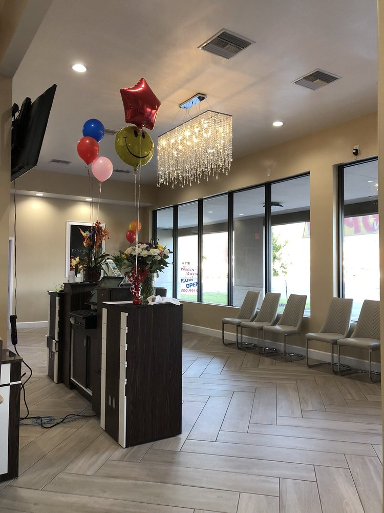 Dep Nails & Spa: 11700 San Jose Blvd, Jacksonville, FL