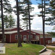 Red fish blue Photo of Camp Canadensis - Plymouth Meeting, PA, United  States. another view of ...