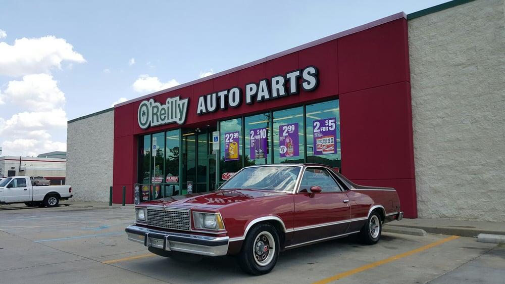 O\'reilly Auto Parts - Auto Parts & Supplies - 1054 N Main St ...