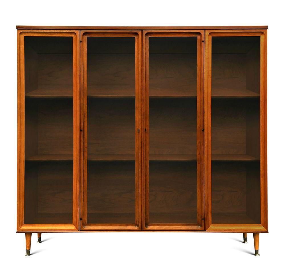 Midcentury Modern By Urban Development: Mid-century Modern Broyhill 'Forward '70' Display Cabinet