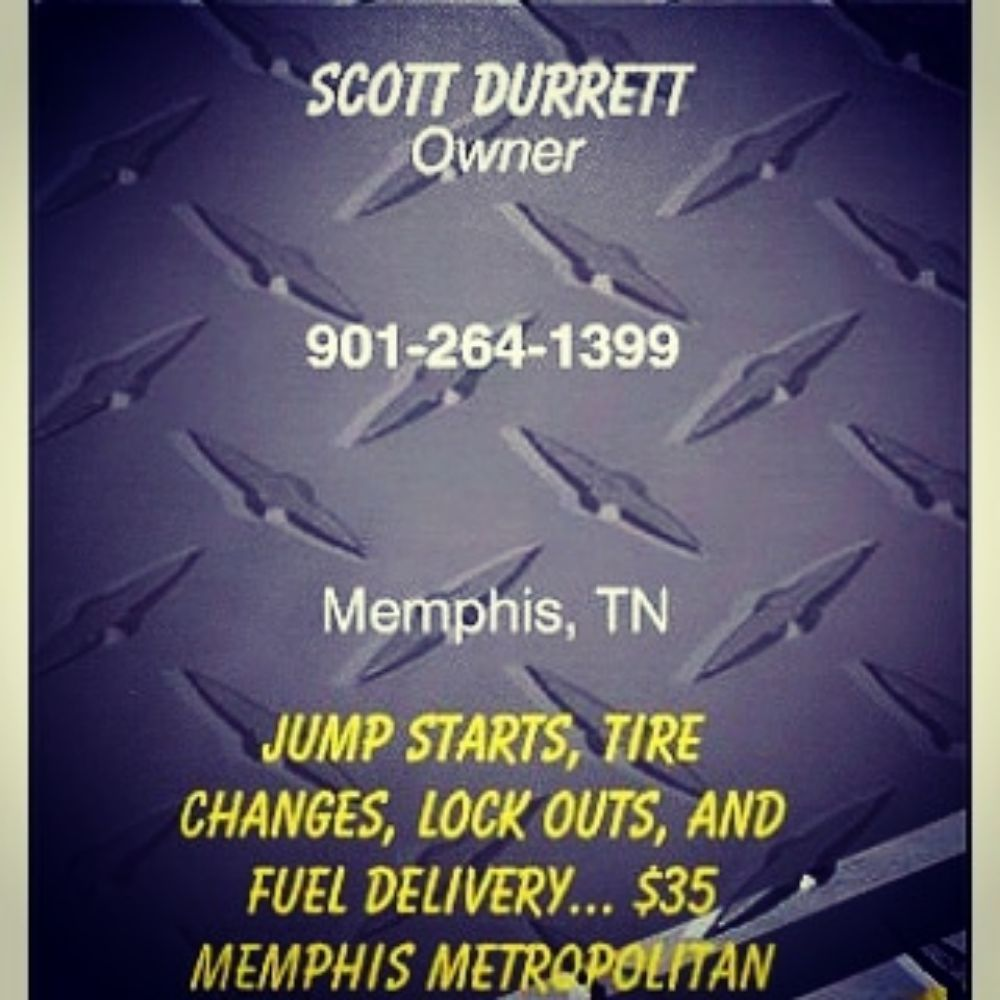 Tire Repair Memphis: Tire Changes, Lock Outs, Fuel Deliveries, And Jump Starts