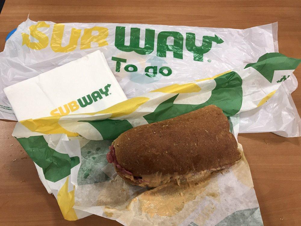 Subway: 302 Lincoln Way, Ames, IA