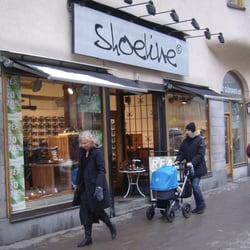 skoaffärer i stockholm