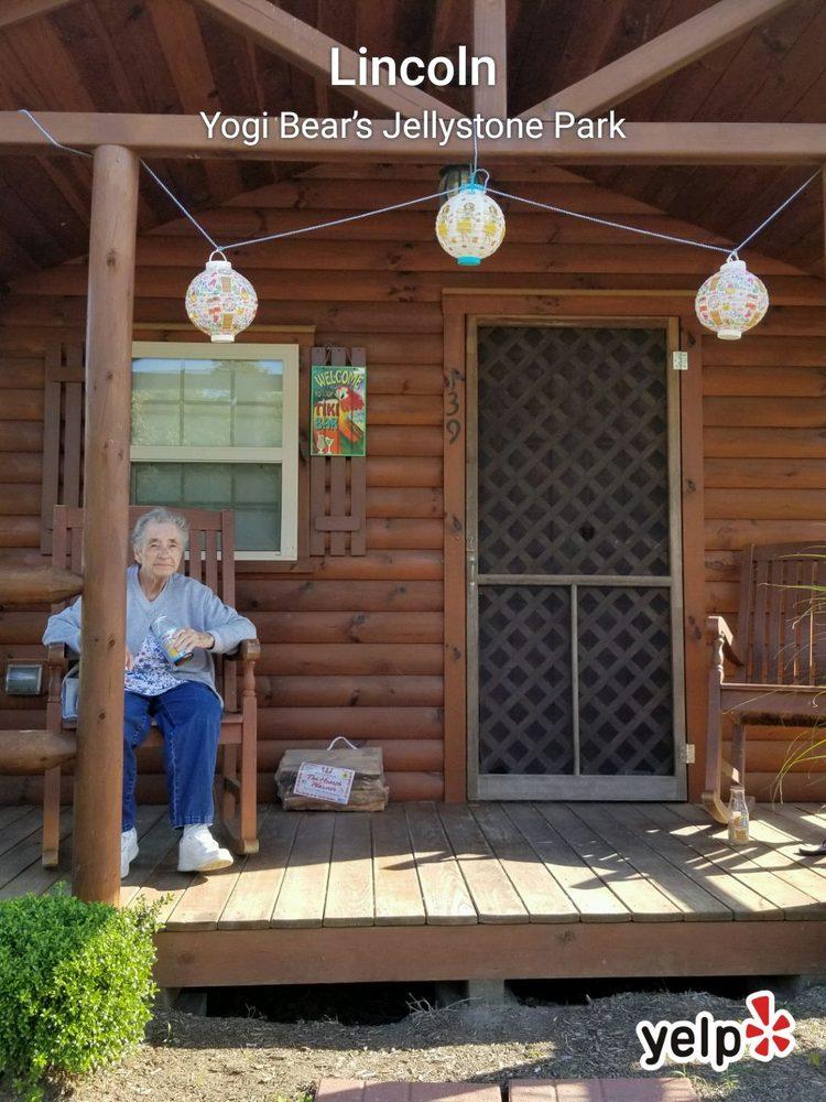 Yogi Bear's Jellystone Park: 8295 Brick Granary Rd, Lincoln, DE
