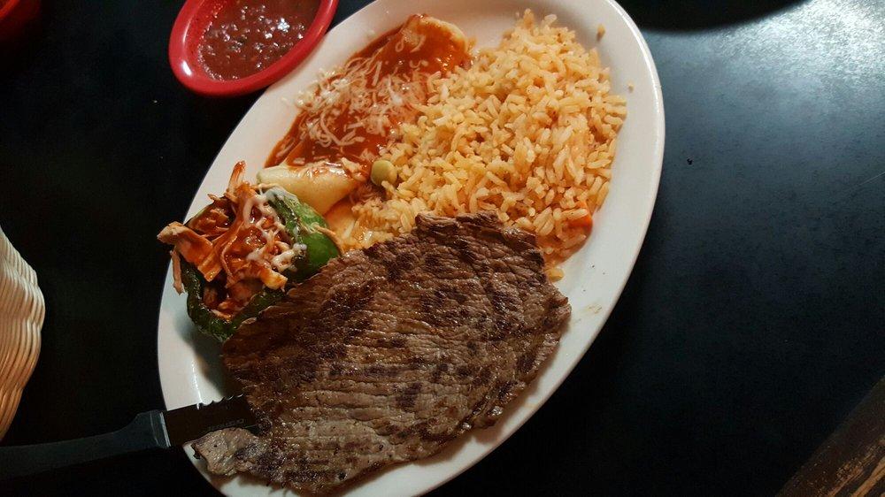 La Cascada Mexican Restaurant: 813 W State Hwy 18 Byp, Manila, AR