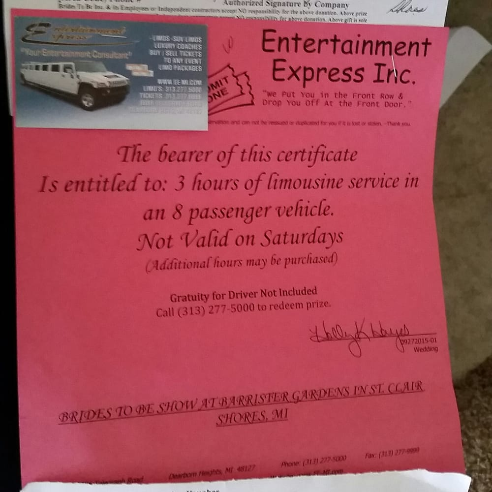 Entertainment Express: 13760 Dix Toledo Rd, Southgate, MI