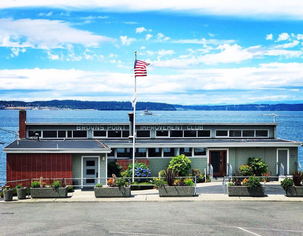 Brown's Point Improvement Club: 5125 Tok A Lou Ave NE, Tacoma, WA
