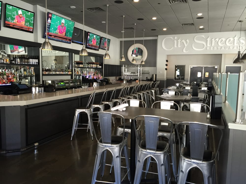 City Streets Restaurant In Waltham Ma