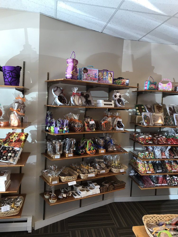 The Chocolatier: 27 Water St, Exeter, NH