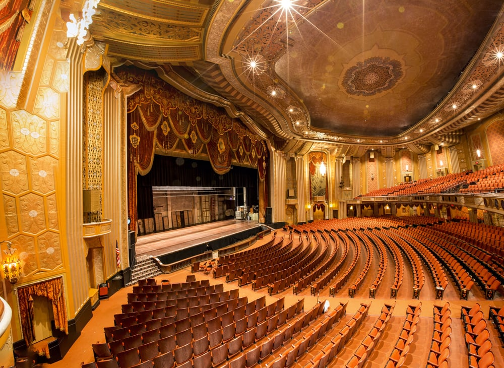 Warner Theatre 29 Photos Venues Event Spaces 811 State St