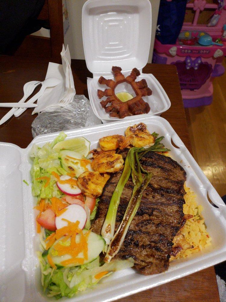 El Salvadoreno Restaurant: 120 Broad St, Lynn, MA