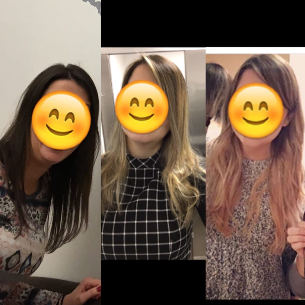 Simply The Best Balayage Highlights And Hair Extensions In Nyc Yelp
