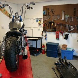 Photos for skull moto shop do it yourself motorcycle repair garage photo of skull moto shop do it yourself motorcycle repair garage los angeles ca solutioingenieria Gallery