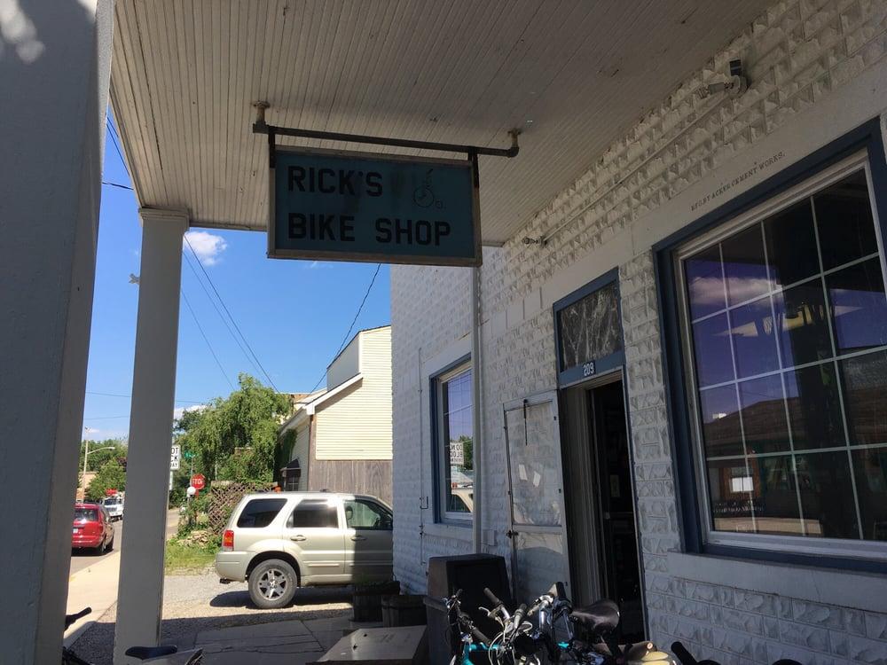 Rick's Bike Shop: 209 W Jefferson St, Decatur, IN