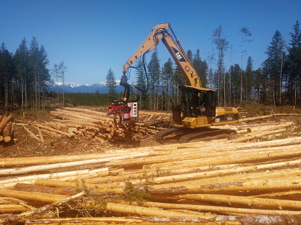 Joe Smith Logging: Longbranch, WA