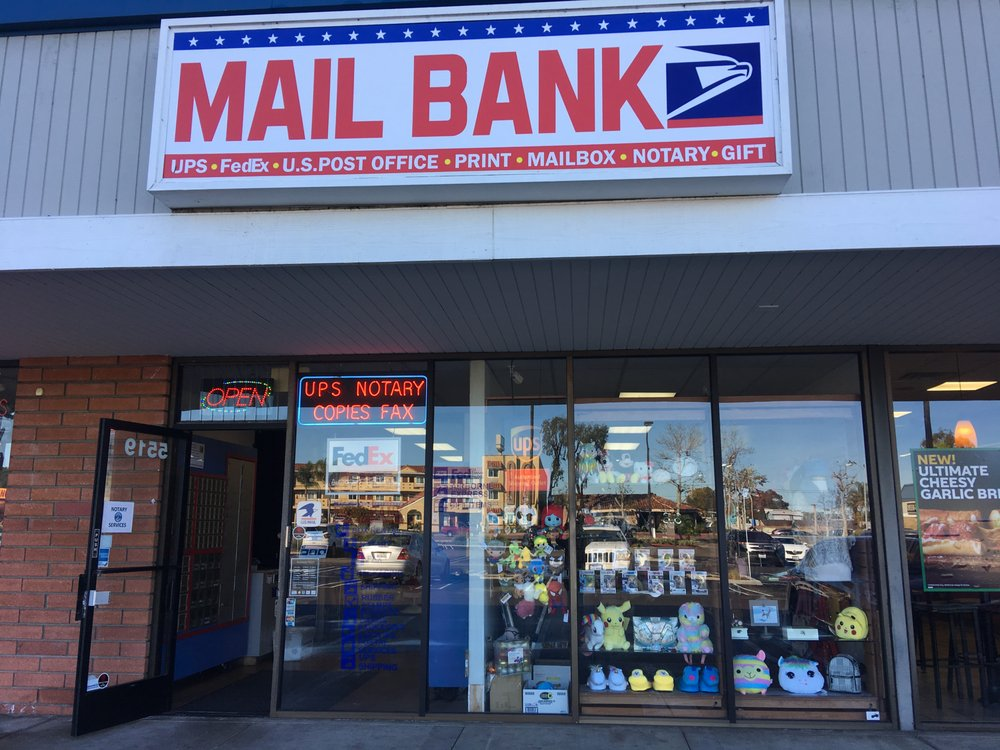 The Mail Bank