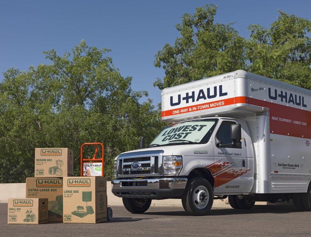 U-Haul Neighborhood Dealer: 511 Ritchie Rd, Lorena, TX