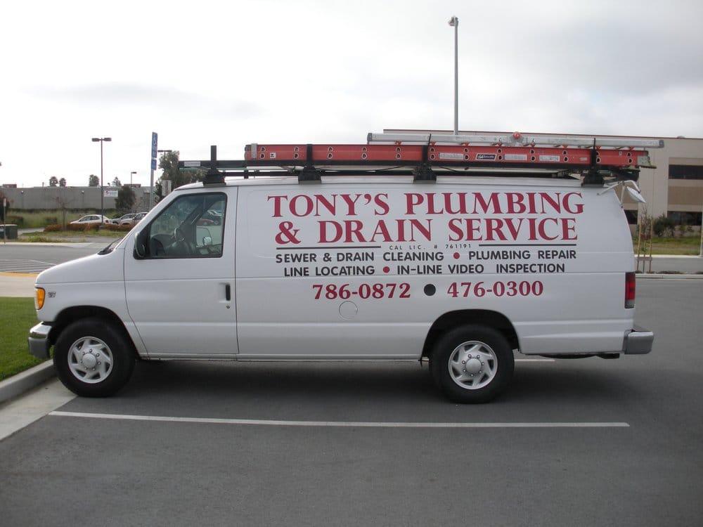 Tony's Plumbing & Drain Service