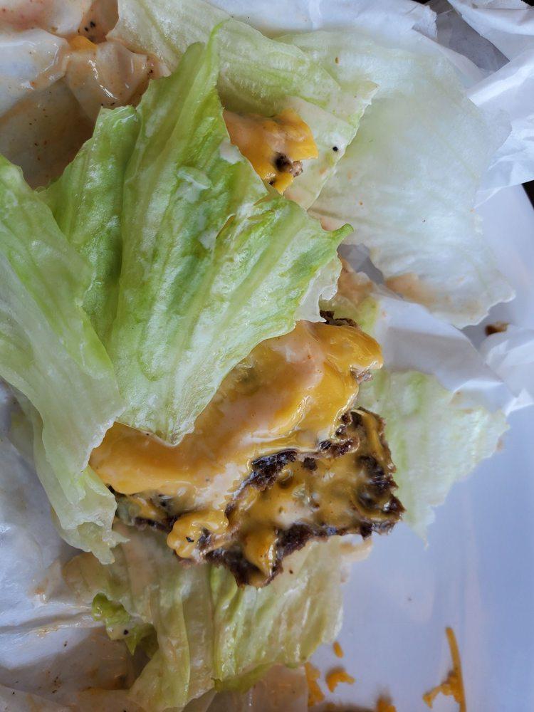 Durango Burgers: 10136 Long Beach Blvd, Lynwood, CA