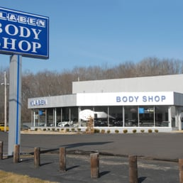 Klaben Auto Stores Body Shop 2100 E Main St Kent