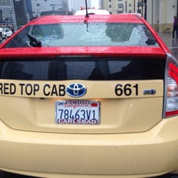 Cab San Diego >> Red Top Cab Company Taxis 1540 National Ave East