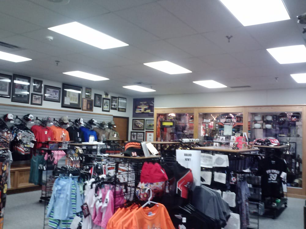 Tony Stewart Racing Store: 5644 W 74th St, Indianapolis, IN
