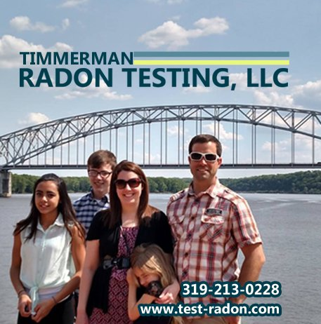 Timmerman Radon Testing: 1200 Rainbow Blvd, Hiawatha, IA