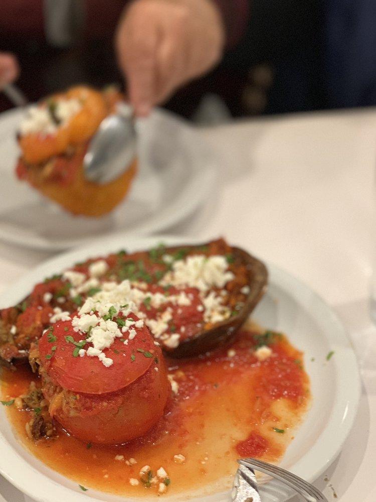 Evzin Mediterranean Cuisine: 131  Main St, Seal Beach, CA